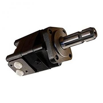 Idraulico Motore 50 Cc / Rev 25 MM Parallele Chiave Albero C/W Ad Alta Sigillare