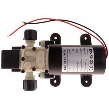 Pompa Idraulica Azionata Elettrico Semplice Effetto Manuale Valvola 7L 1400r/min