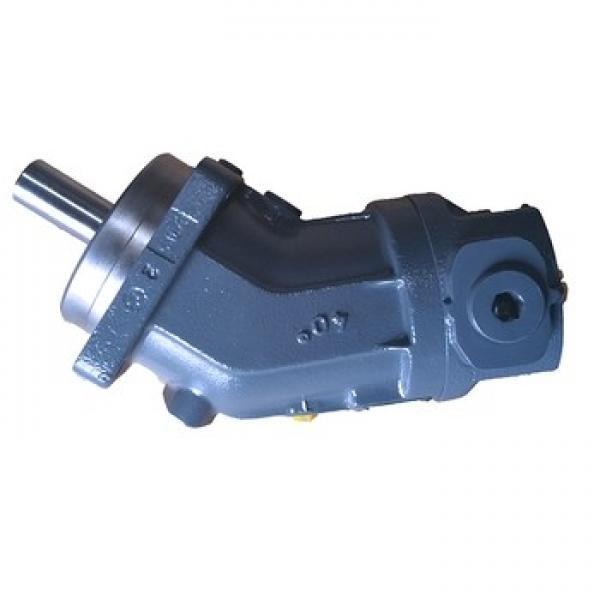 Idraulico Motore 51,2 Cc / Rev Scanalato Albero SAE6B C/W ad Alta Pressione Seal #1 image