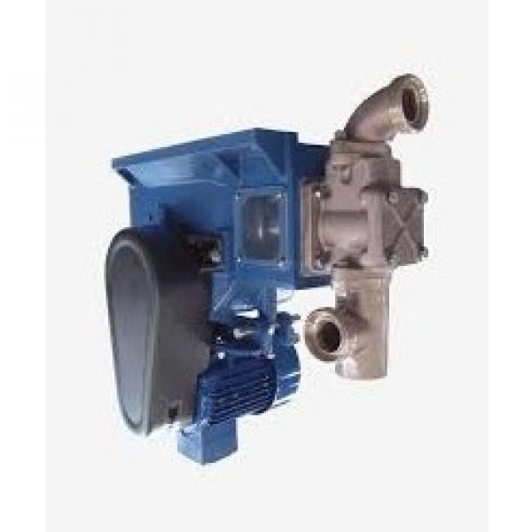 PTO Pompe idrauliche 400 bar 65L pompa a pistoni assiali ribaltabile pompa #2 image