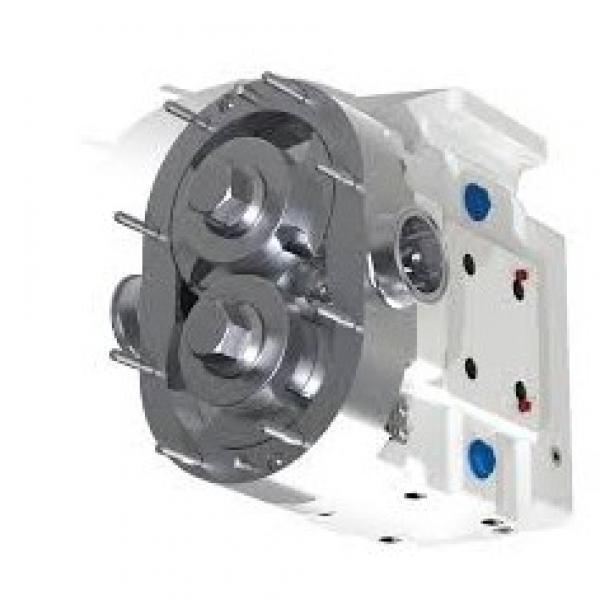 PTO Pompe idrauliche 400 bar 65L pompa a pistoni assiali ribaltabile pompa #1 image