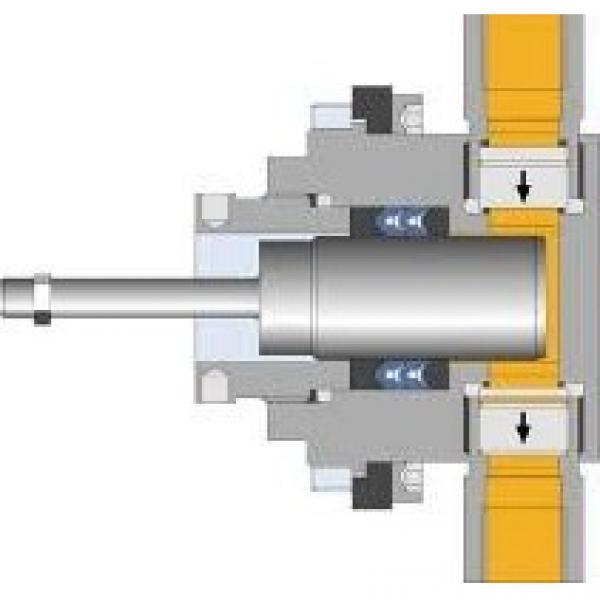 Pompa in alluminio a 4 membrane pistone semidrauliche per irrigazione 91558 #2 image