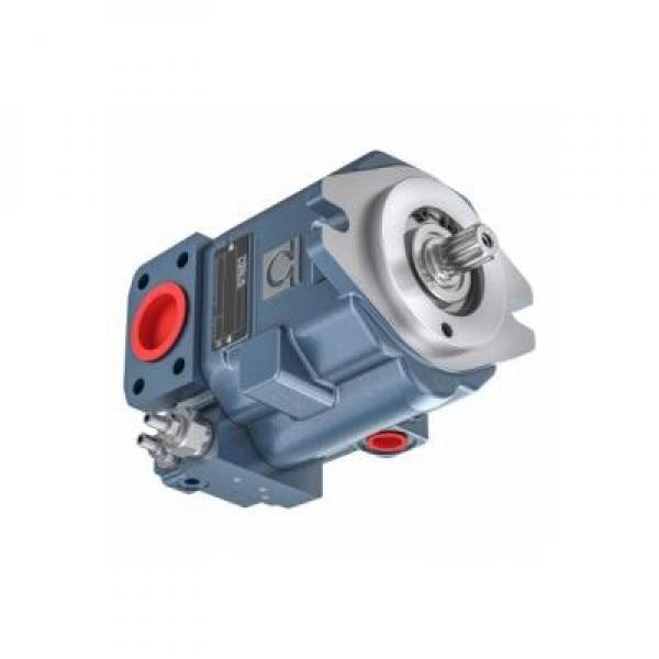 Kompass cilindrata Variabile Pompa A Pistone Idraulica 36CC MANUALE 30-215 BAR #2 image