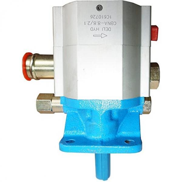 Flowfit Hydraulic Electromagnetic Clutch & Pump 12V 10daNm 12 L/min ZZ000444 #1 image