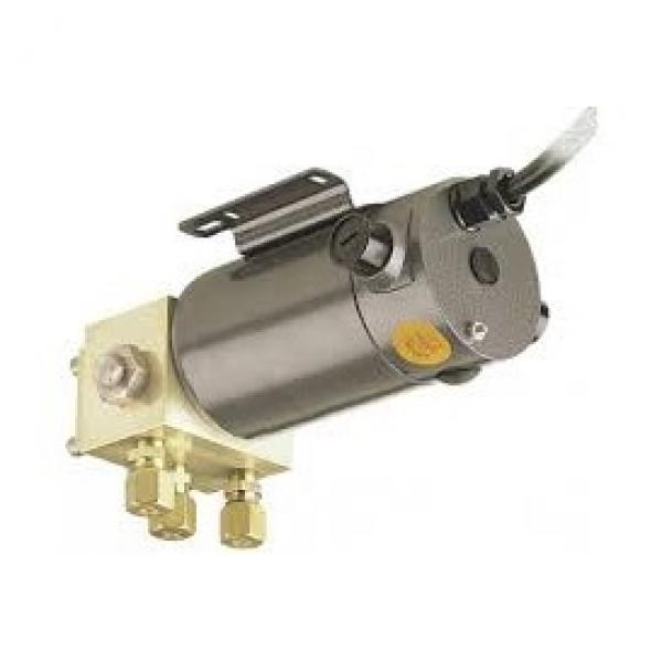 Flowfit Aluminium Hydraulic PTO Gearbox Group 2 Pump Assembly #1 image