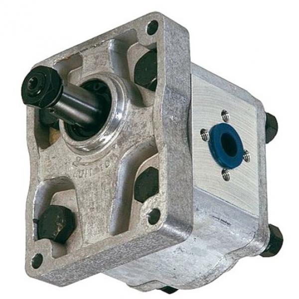 OLIO Idraulico Cilindro Sistema POMPA ESC LESU per 1/14 RC TAMIYA Dumper modello #1 image