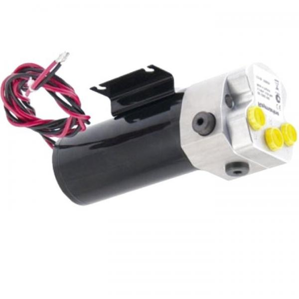 4L 12V Idraulica Pompa Oleodinamica DC12V Elettropompa 2850R/Min #1 image