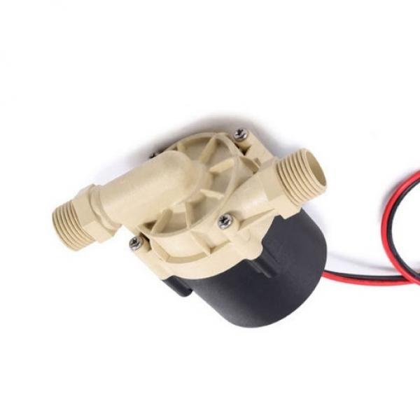 pompa idraulica sommersa per uso domestico in acciaio inossidabile piccola 24V #1 image
