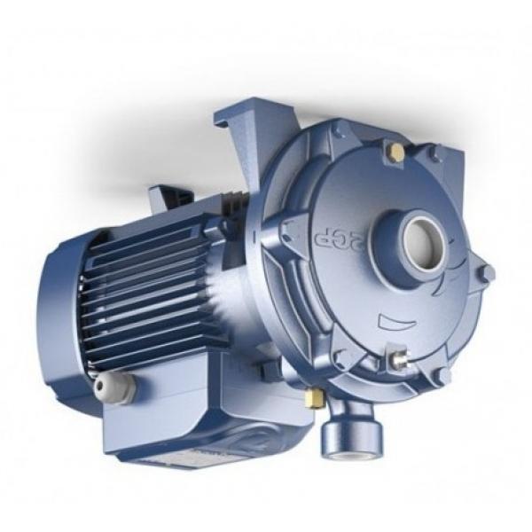 Pompa Idraulica A10VSO 28 Dfr 21 Pppa + 1PF1R4-14/2.50-700 A10VSO28DFR #3 image