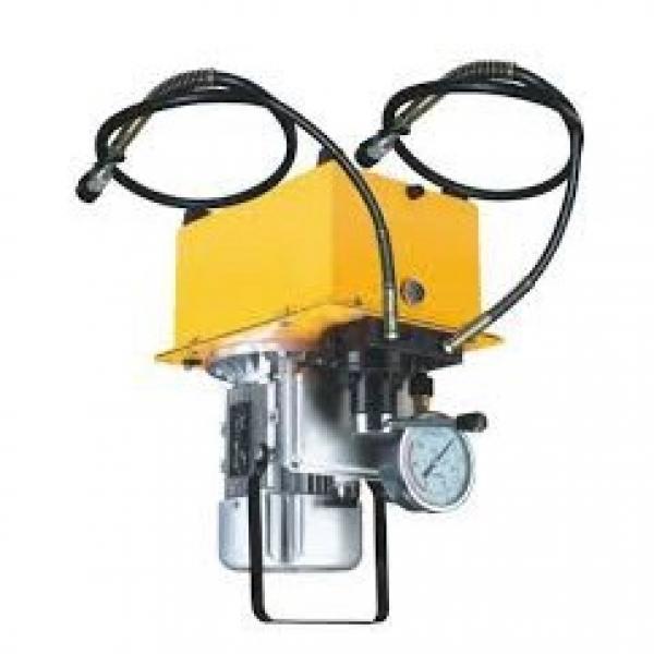 Pompa idraulica Fervi 0271 con comando a pedale pressione 63,7 Mpa - #2 image