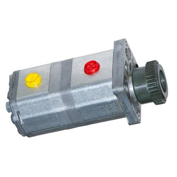 Pompa idraulica Fervi 0271 con comando a pedale pressione 63,7 Mpa - #3 image