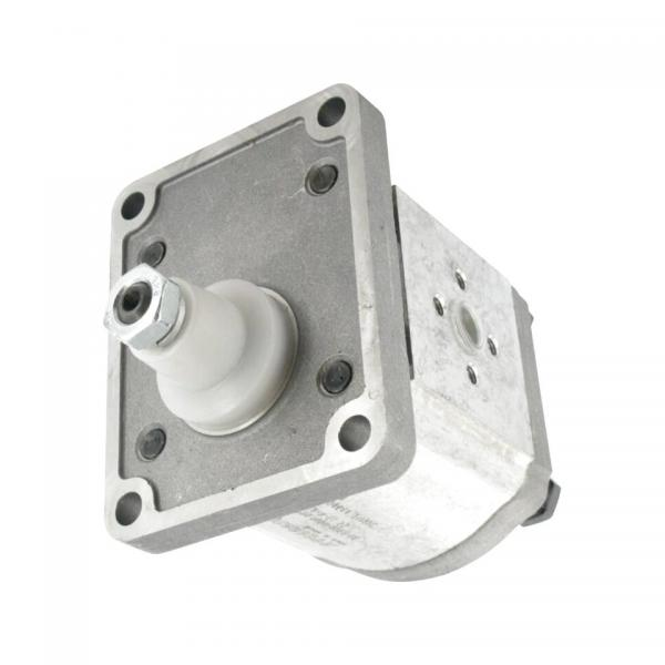 Pompa idraulica Fervi 0271 con comando a pedale pressione 63,7 Mpa - #1 image