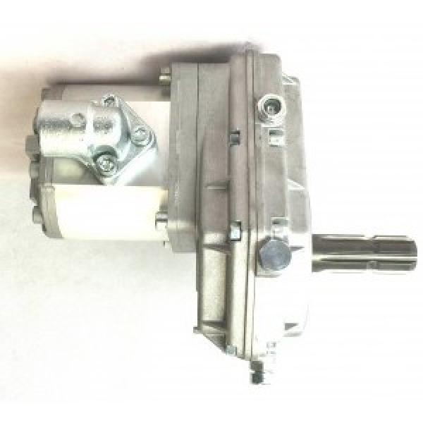 LANTERNA POMPA IDRAULICA GR 1 PER MOTORI TERMICI CON ALBERO CILINDRICO DA 25,4mm #1 image