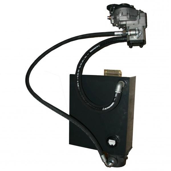 Massey Ferguson 50 140 148 Trattore Pompa di Sollevatore Idraulico assieme MKII 10 Spline #1 image
