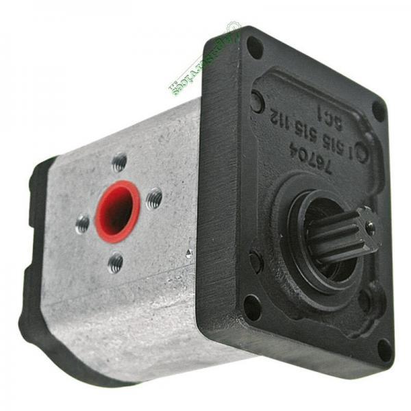 Massey Ferguson 575 590 595 Trattore Idraulico sollevamento Pompa Assemblaggio MK3 21 Spline #1 image